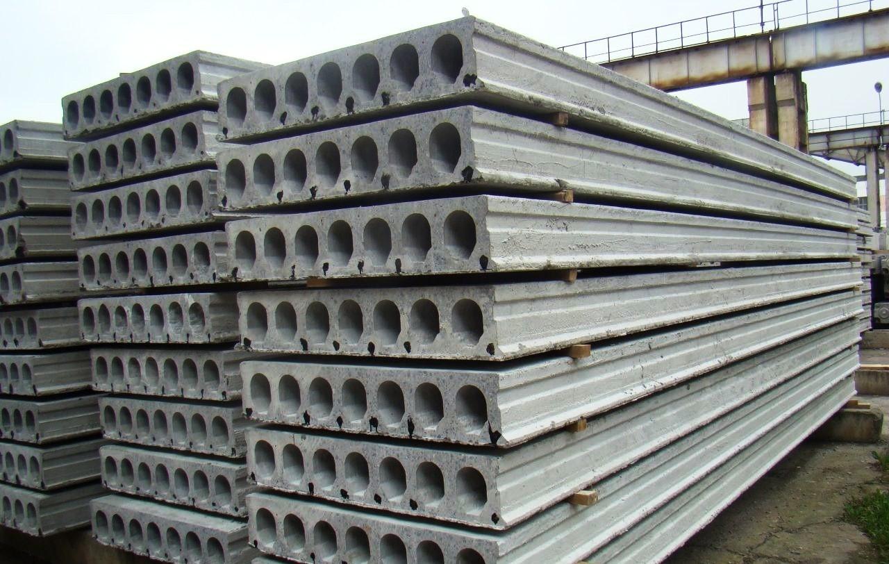 Перекрытие из керамзитобетона толщина заказ бетона ростов
