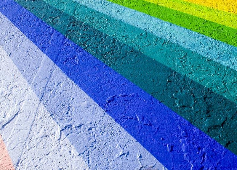 резиновая краска по бетону