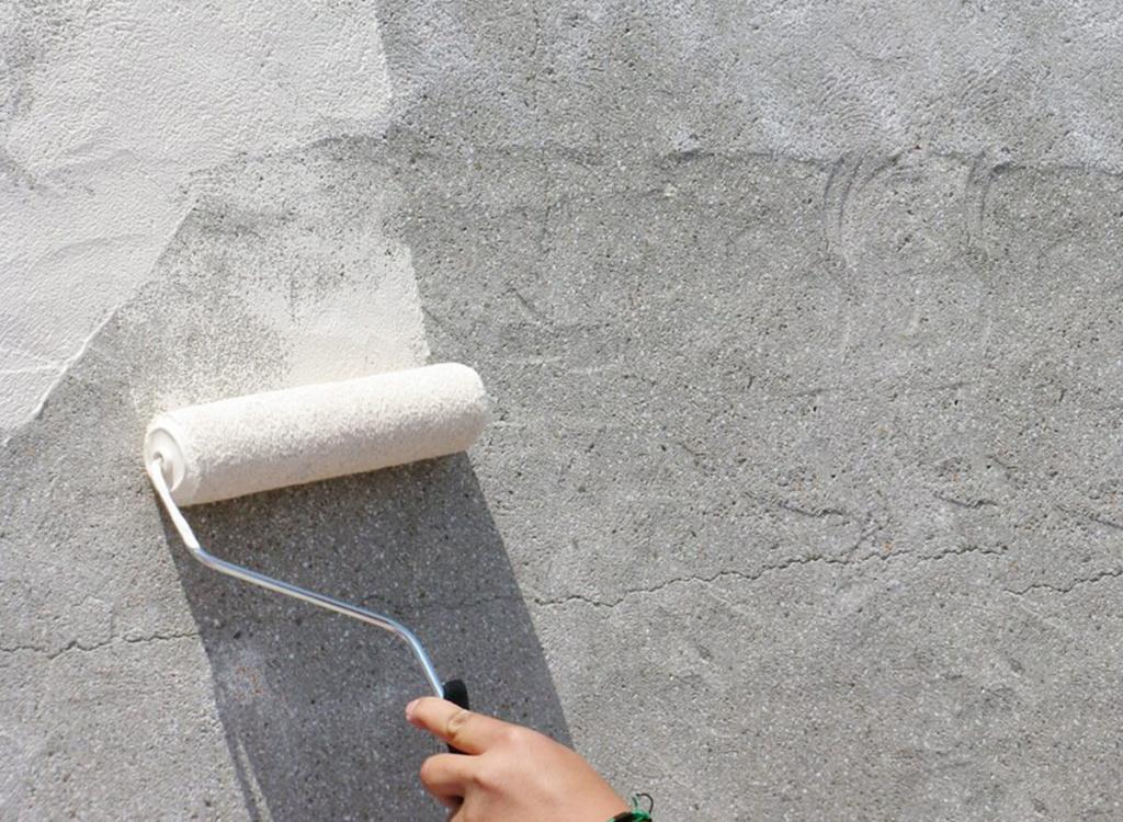цементная побелка