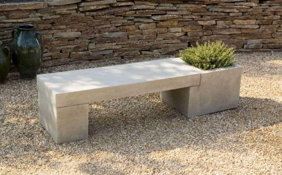 Лавки бетон луис бетон