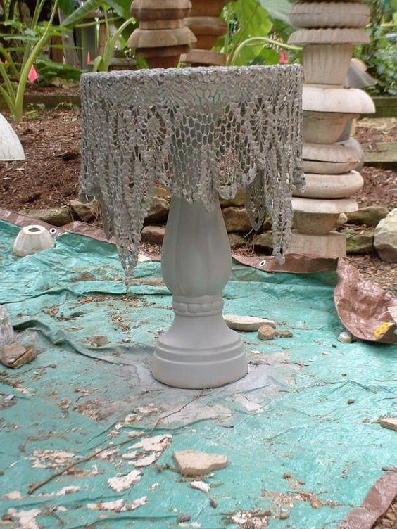Купить фигурки для сада из бетона купить бетон цена за куб в подольске