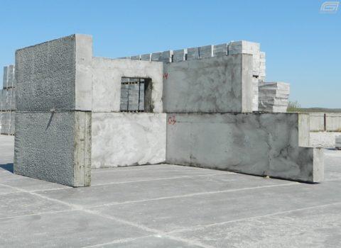 Стеновые панели из полистиролбетона