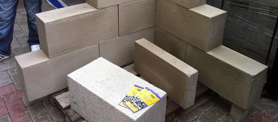 блоки из ячеистых бетонов стеновые мелкие купить