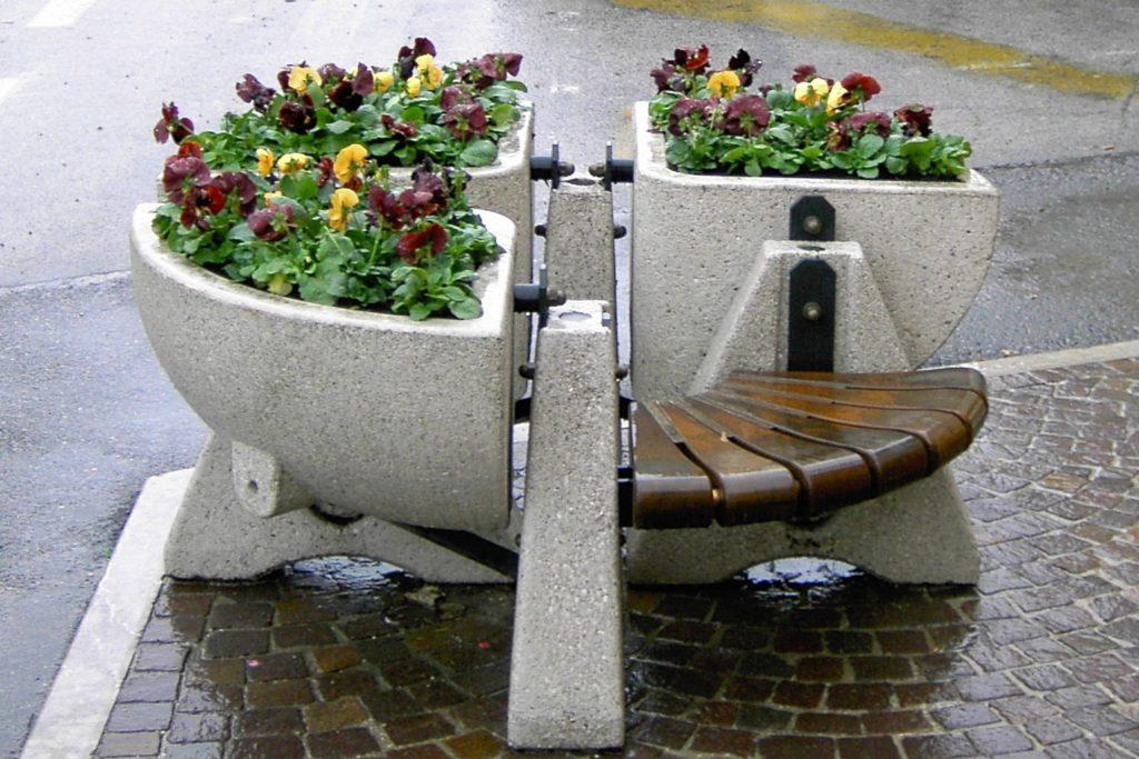 Цветники из бетона заказать бетон в о всеволожске