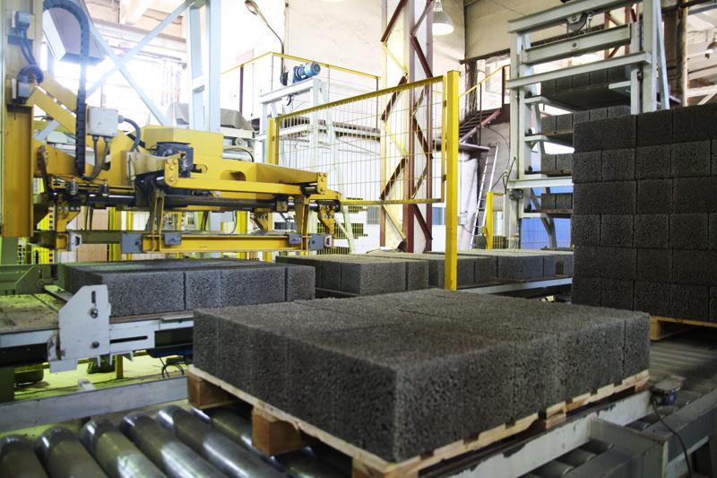 производство блоков