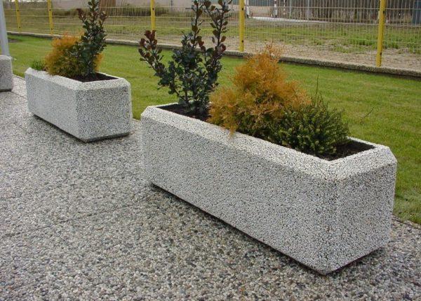 Уличная ваза бетон виброплатформа для бетона