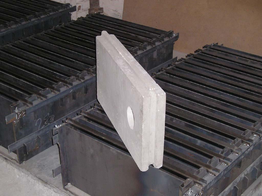 пазогребневые формы для пеноблоков
