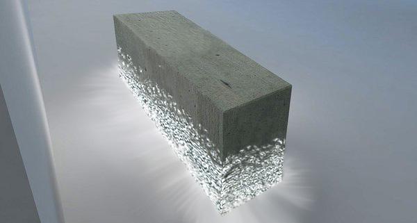 светопроводящий бетон купить