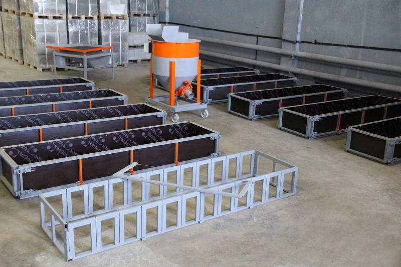 газобетон изготовление оборудование