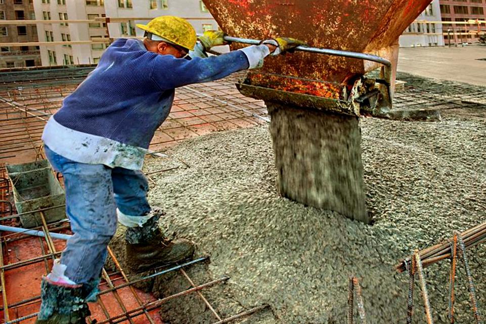 Что такое водоотделение бетонной смеси прочность бетона м400