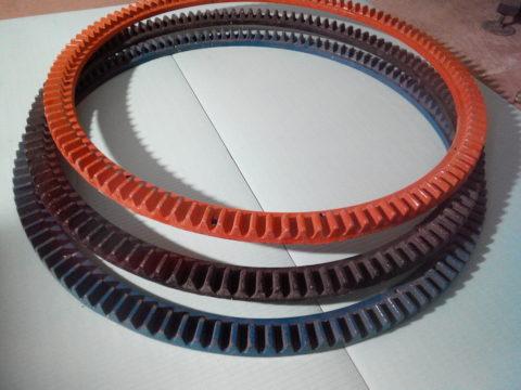 Бетономешалка, какой венец лучше: пластиковый венец при условии применения высококачественного сырья и грамотной технологии производства выступает хорошей альтернативой металлическим изделиям