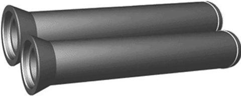 Безнапорная бетонная труба