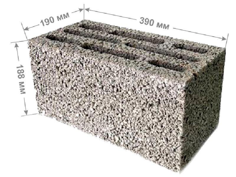 Калькулятор стен керамзитобетона мыло для раствора строительное