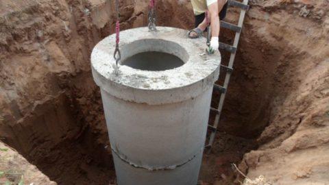 Монтаж водопроводного узла