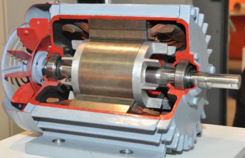 Надежный асинхронный двигатель с качественными подшипниками и электротехнической частью, при условии грамотной эксплуатации служит очень долго