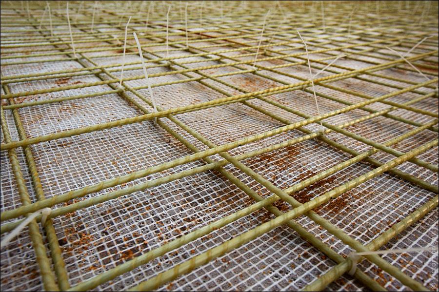 Сетка для армирования бетона пластиковая купить плотность бетона м150