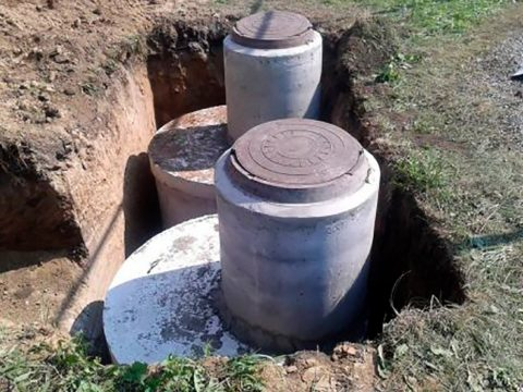 Сборные системы водоснабжения