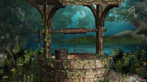 Старинные капитальные колодцы так же выполнялись из камня, за исключением разве что Русского Севера, где основным строительным и отделочным материалом выступало дерево