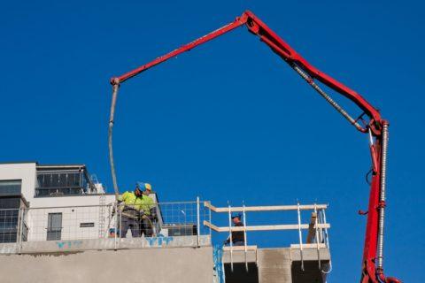 Трубопровод бетононасоса