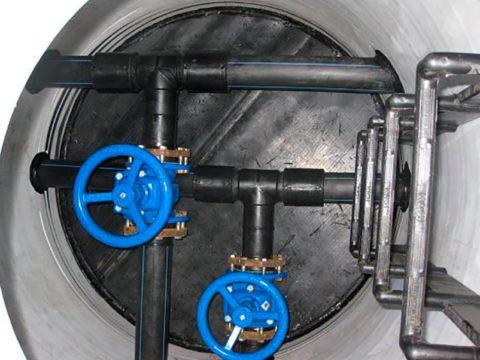 Водопроводный узел