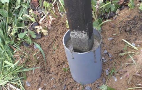 Заливать бетон нужно недоверха