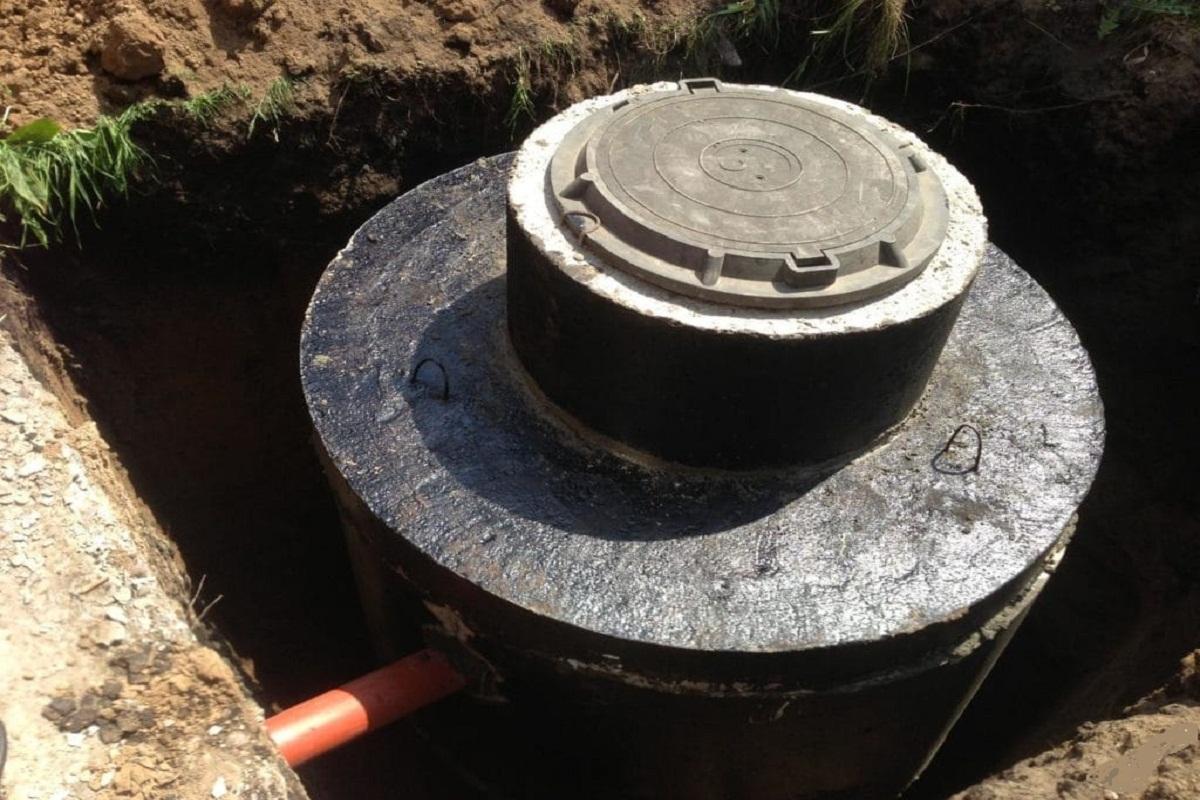 Герметизация железобетонных колодцев монтаж плит перекрытия подвала