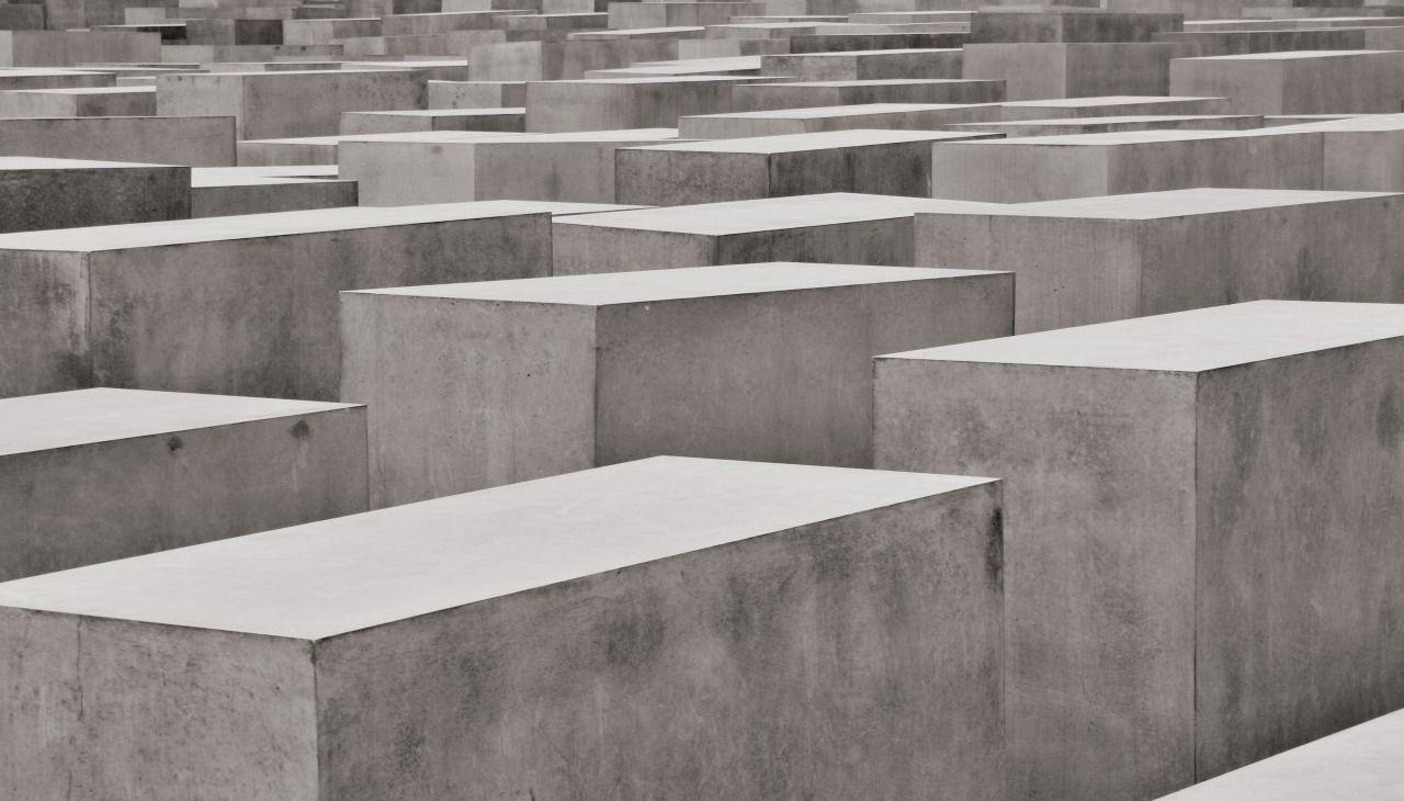 Блок из бетона окраски бетона