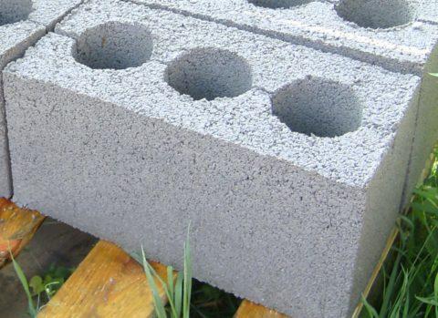 Бетонные стеновые блоки ГОСТ 6133-99