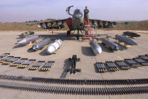 Бетонобойные бомбы прочно заняли свое место на подвеске бортов современной штурмовой авиации