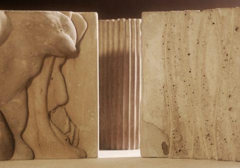 Декорирование оснований при помощи арт-бетона