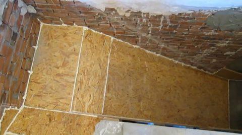 Как залить бетонные ступеньки: готовая опалубка