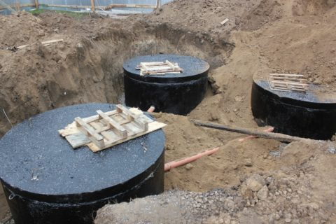 Наружная гидроизоляция