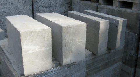 Пеноблоки высокой плотности