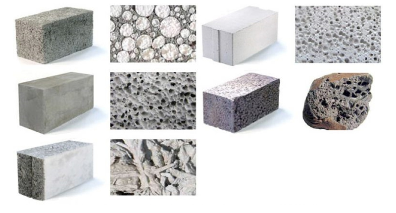 Картинки по запросу Какой бывает бетон