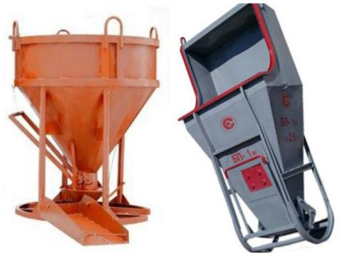 Разновидности оборудования для бетона