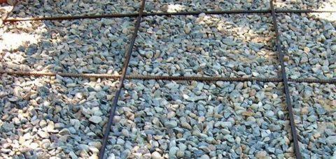 Решетка из арматуры