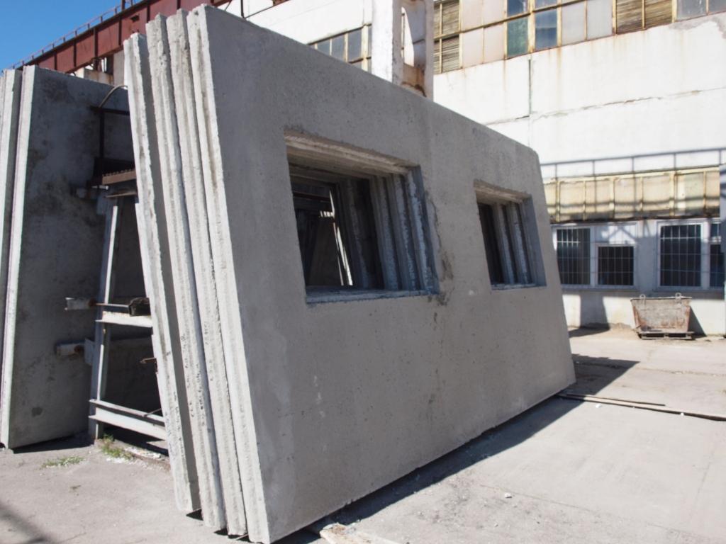 Жби панель с окном плиты перекрытия в ялуторовске