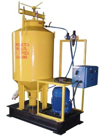 Такие установки отличаются достаточной компактностью, нотребуют ответственной работы вусловиях применения вемкости повышенного давления