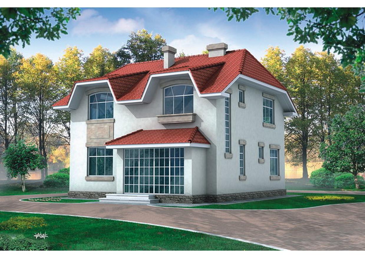 Газобетонные блоки— весьма востребованный строительный материал для частных домов