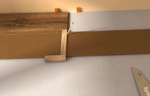 Ламинат: укладка на бетонный пол