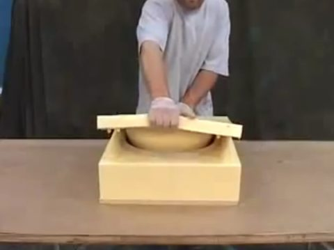Разборка готовой формы
