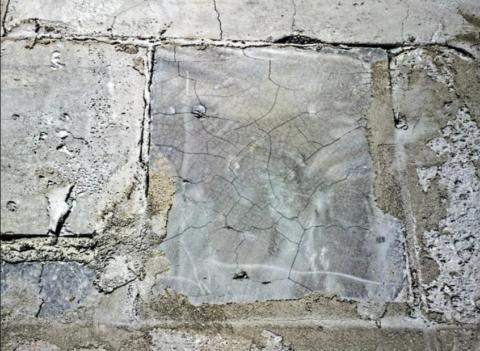 Разрушение пеноблоков в кладке