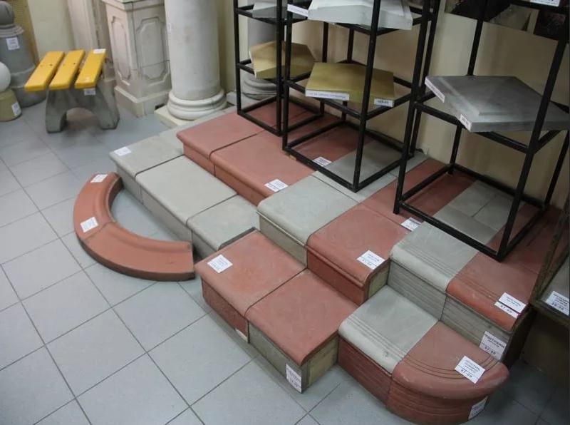 Купить ступень из бетона смесь бетонная стяжка