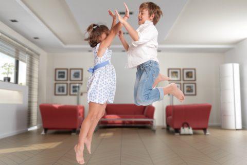 Дети – это счастье. Шумное и беспокоящее всех счастье