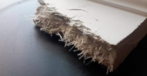 Фиброволокна дополнительно армируют бетон во всех плоскостях