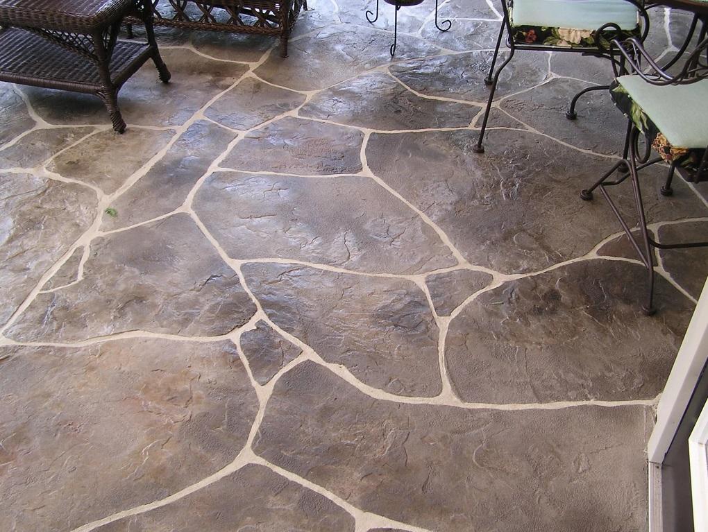 рисунки бетона