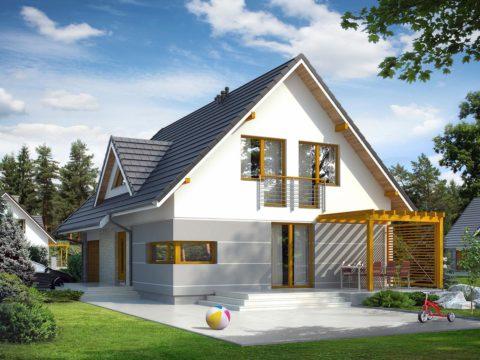 Многие строительные компании предлагают уже готовые типовые проекты