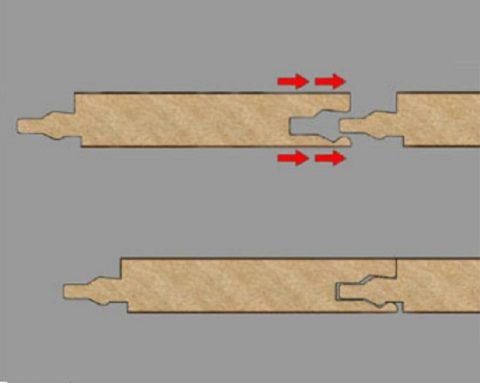 Схема соединения замка «Lock»