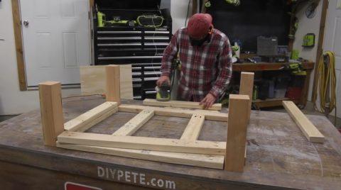 Шлифование деревянных заготовок
