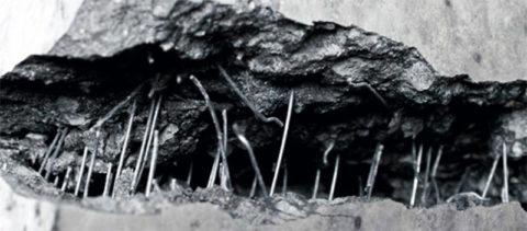 Сталефибробетон